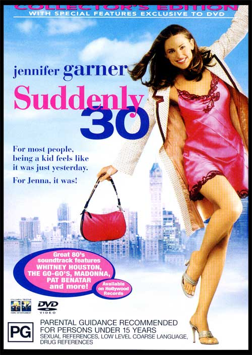 Suddenly 30