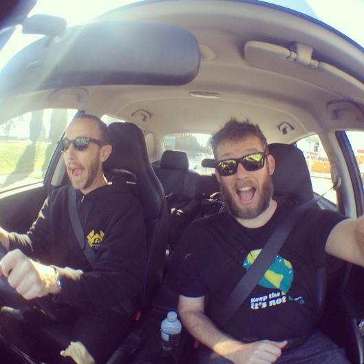 Driving Happy