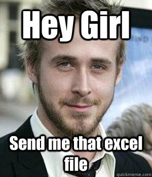 Gosling Excel