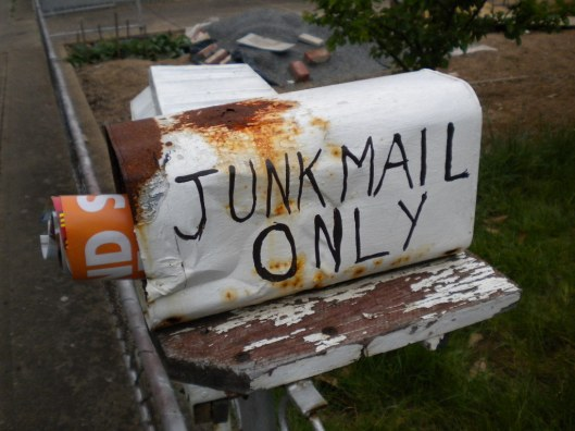Junk Mail Only