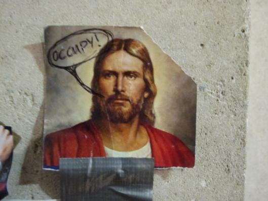 Occupy Jesus